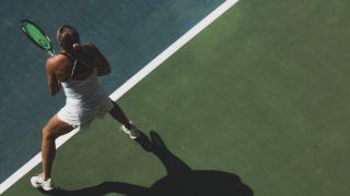 ソフトテニス乱打2