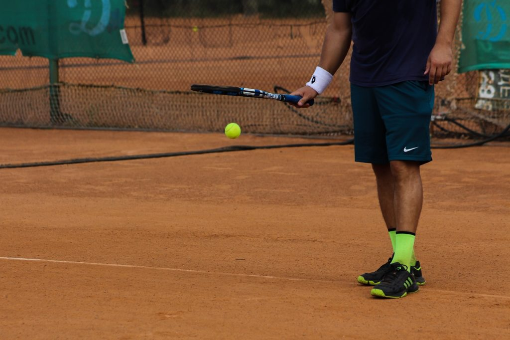 テニス初心者基礎練習