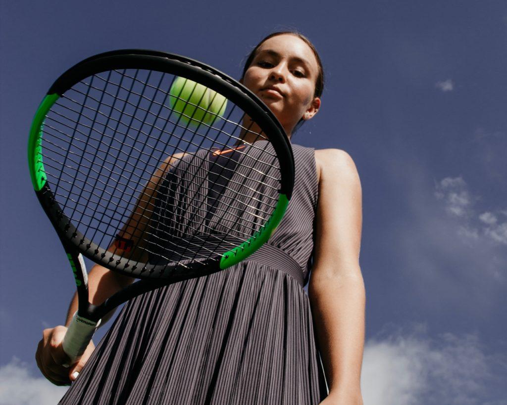 テニスリフティング