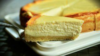 せっかくグルメ観音屋チーズケーキ