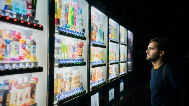 香川三流ジュース自販機