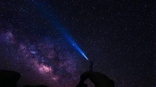4月こと座流星群2020の方角